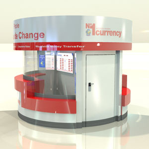 Retail Kiosk Design, Manufacture and Installation