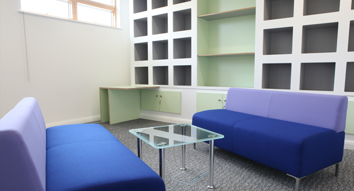 Office fit out solutions in Yorkshire and throughout the UK from White Rose Services