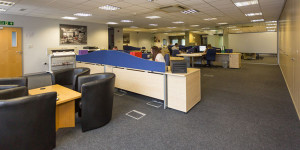 White Rose Services Office Interior Fit-out