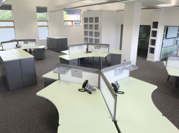 Office fit out for Salford Innovation Centre