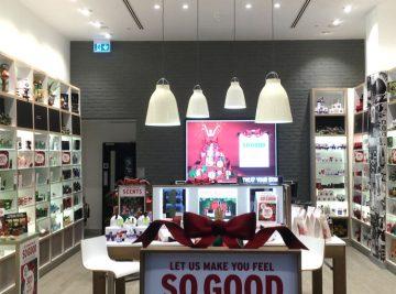 Refitting of Body Shop store in Bradford
